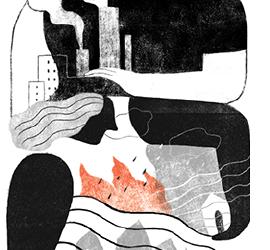 Tess Rubinstein illustration