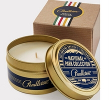 Pendleton National Park candle