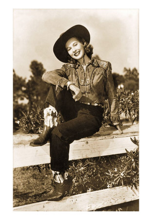 CG-36-C_Cowgirl-on-Fence-Posters.jpg