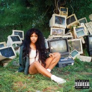 The cover of SZA's Ctrl