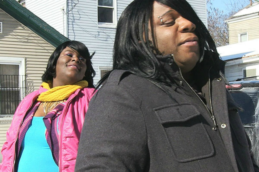 Carmen and Antwane on MTV's Catfish