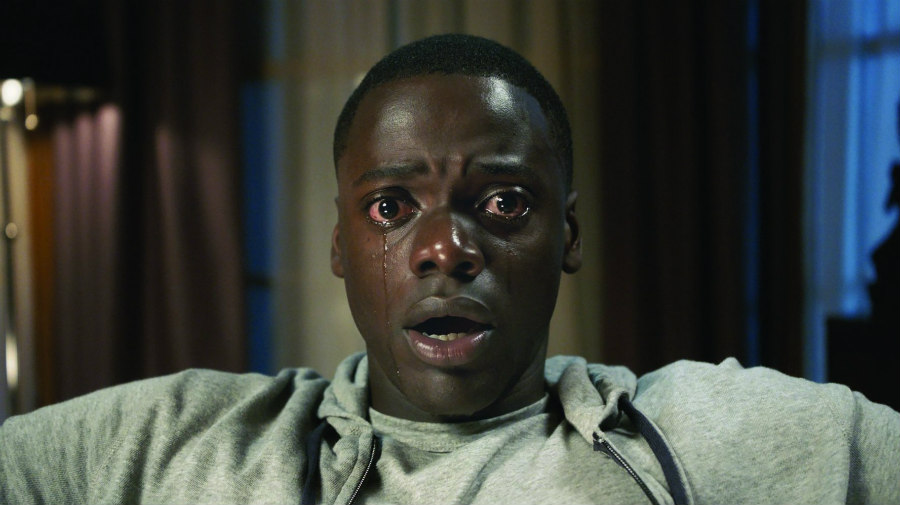 Daniel Kaluuya as Chris Washington in Get Out