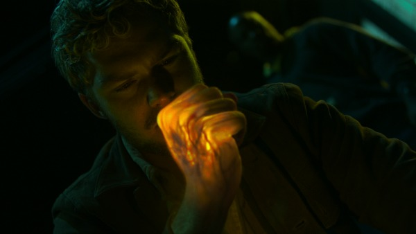Danny Rand in The Defenders