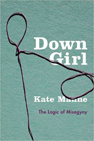 Down Girl book cover