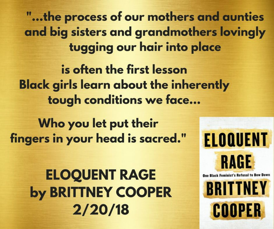 Eloquent Rage blurb
