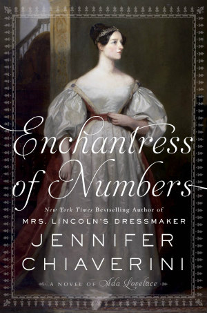 Enchantress of Numbers book cover