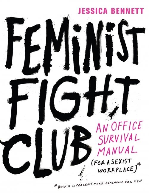 Feminist Fight Club book cover
