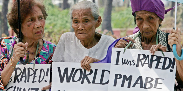 Filipina Comfort Women