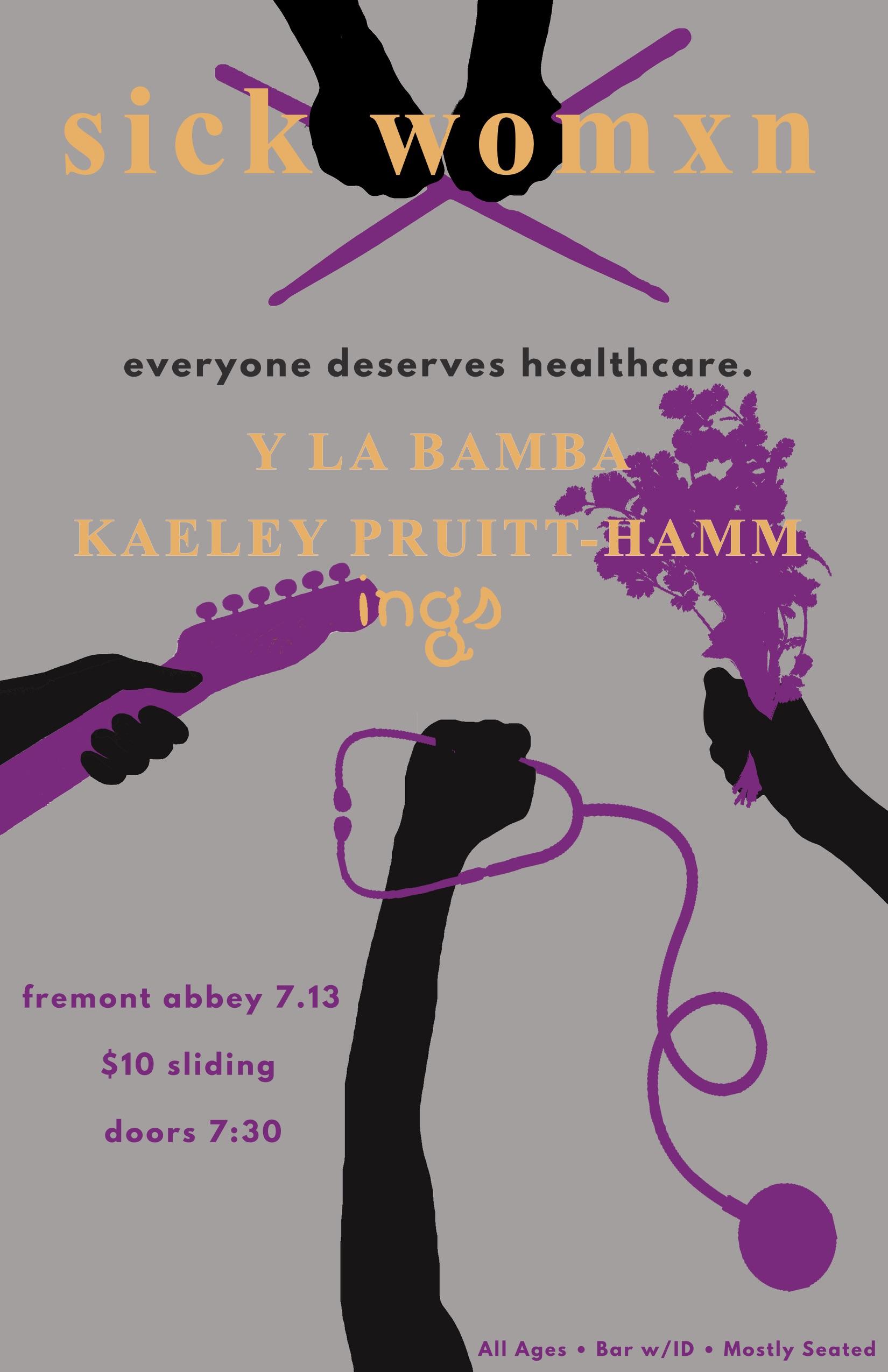 Kaeley Pruitt-Hamm performance