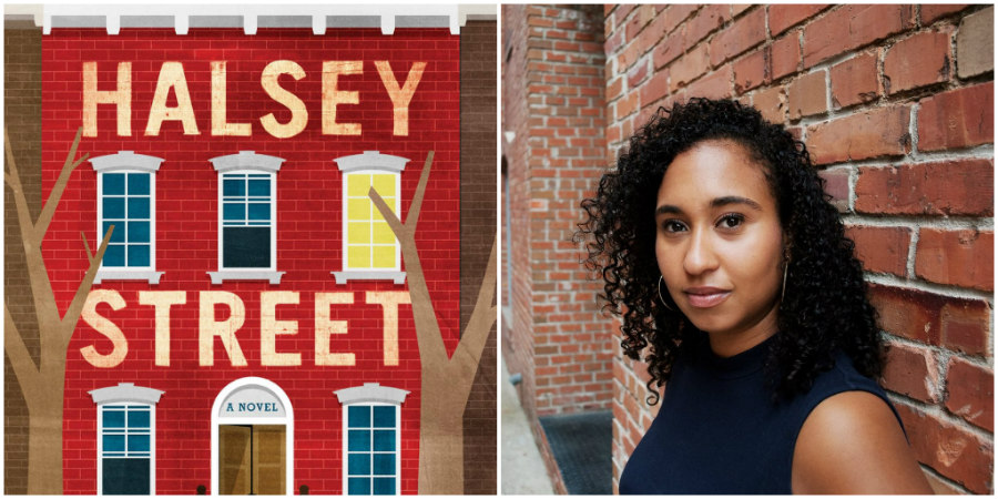 Halsey Street and Naima Coster