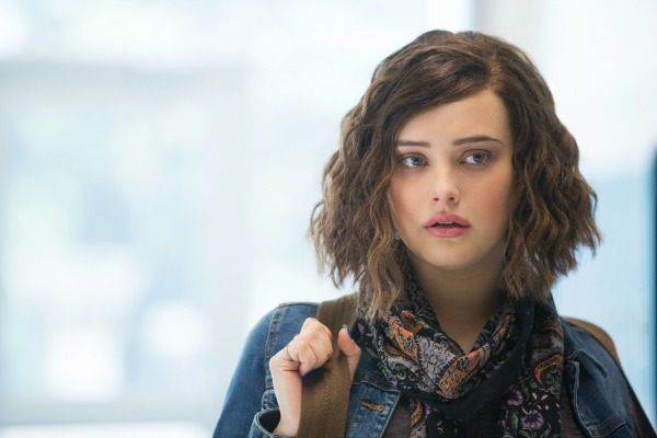 Hannah Baker in 13 Reasons Why