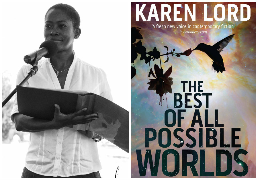 Karen Lord and The Best Of All Possible Worlds