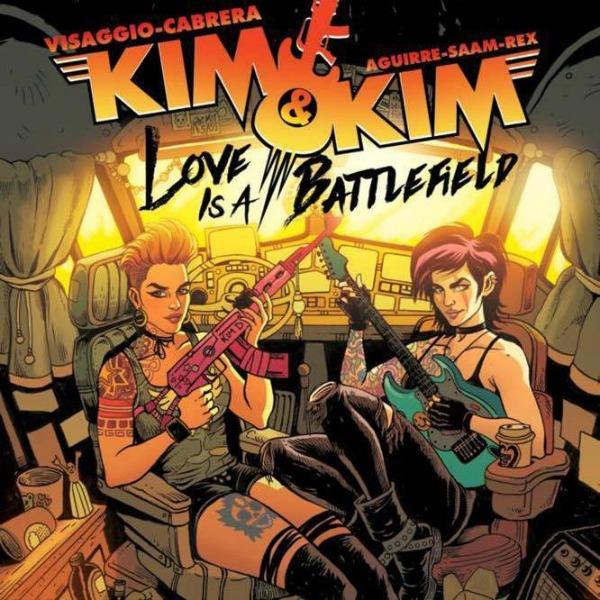 Kim & Kim