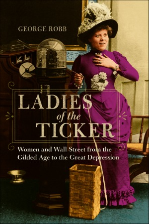 Ladies of the Ticker book cover