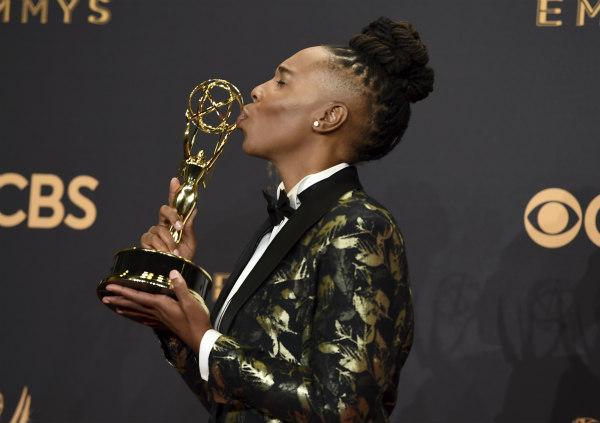Lena Waithe at the Emmys