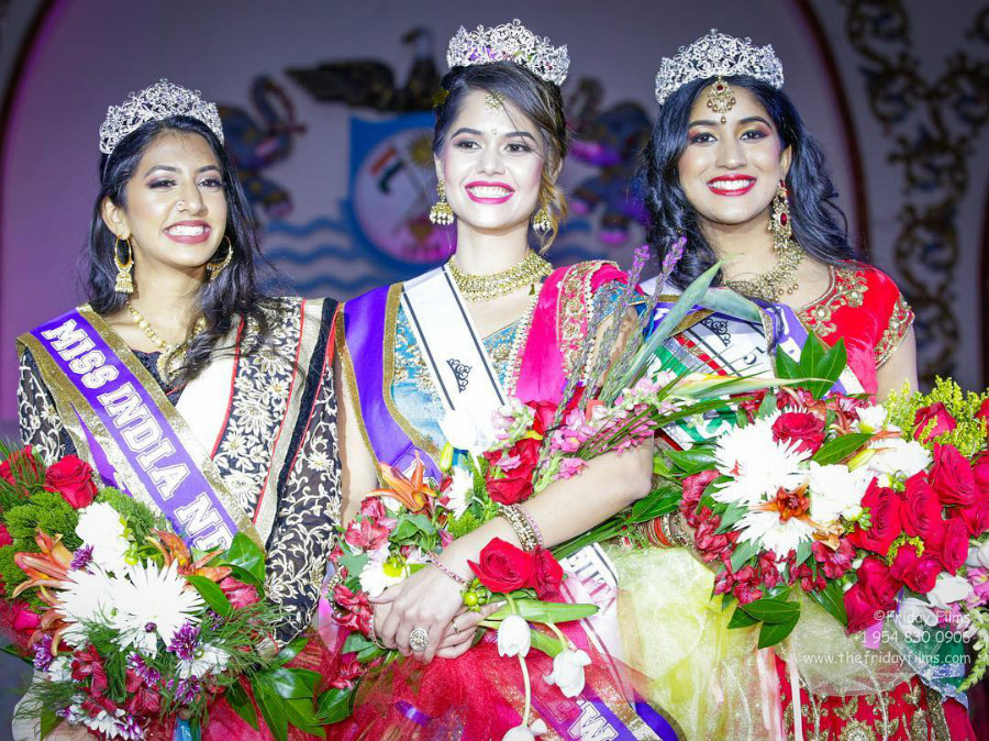 Miss India USA 2017 pageant