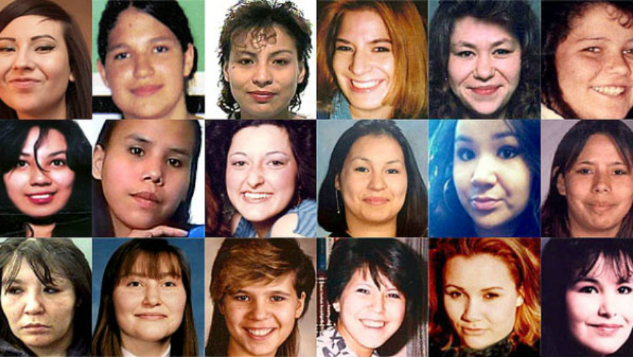 Missing Native women