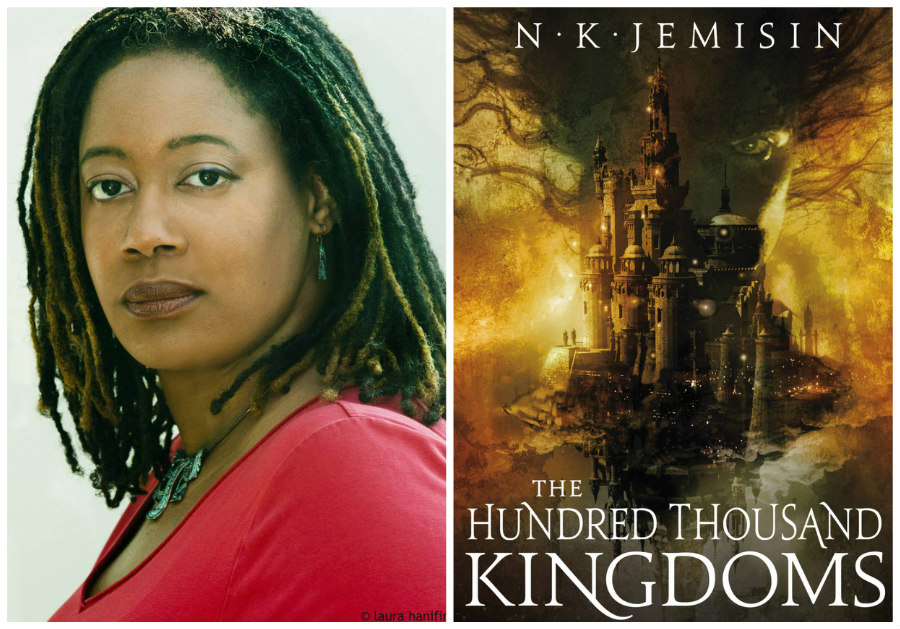 N.K. Jemisin and The Hundred Thousand Kingdoms