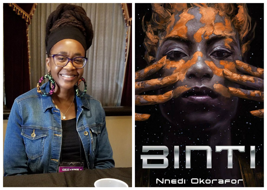 Nnedi Okorafor and Binti