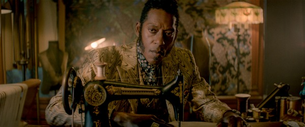 Orlando Jones in American Gods