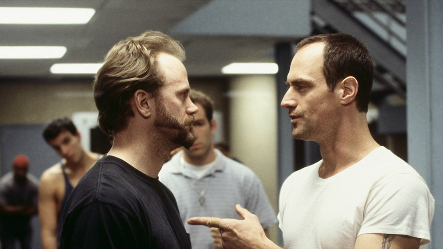 Oz Tobias Beecher and Chris Keller