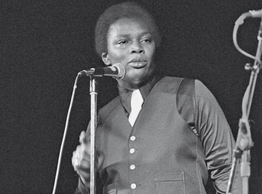 Pat Parker on the cover of The Complete Works of Pat Parker