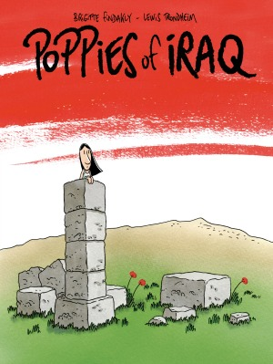 Poppies of Iraq cover