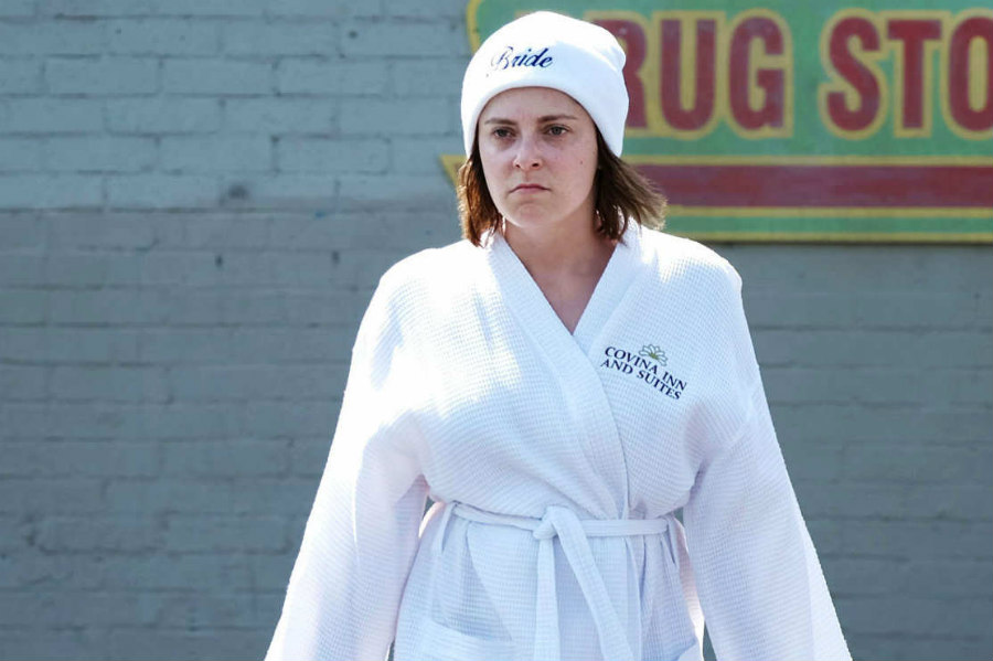 Rachel Bloom as Rebecca Bunch in Crazy Ex-Girlfriend
