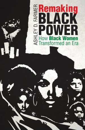 Remaking Black Power book cover