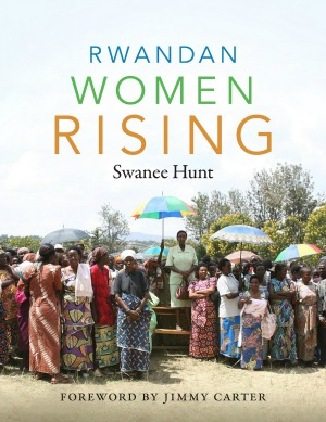 Rwandan Women Rising book cover