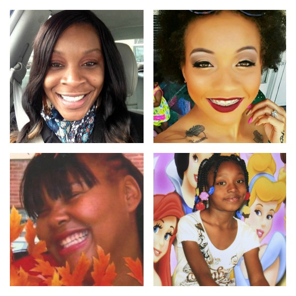 Sandra Bland, Korryn Gaines, Rekia Boyd, and Aiyana Stanley-Jones
