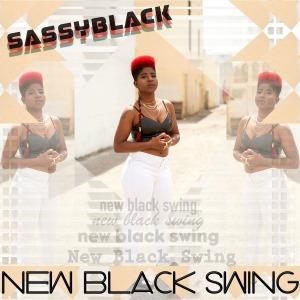 Sassyblack - New Black Swing album cover