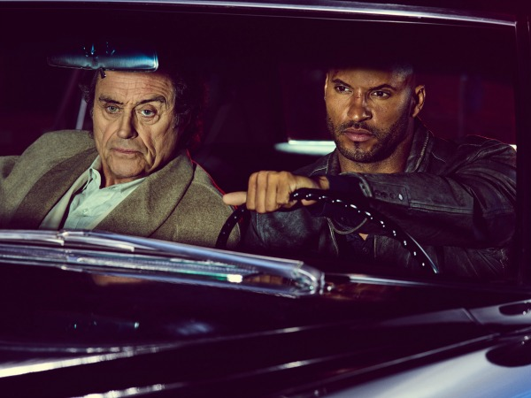 Shadow Moon & Mr. Wednesday in American Gods