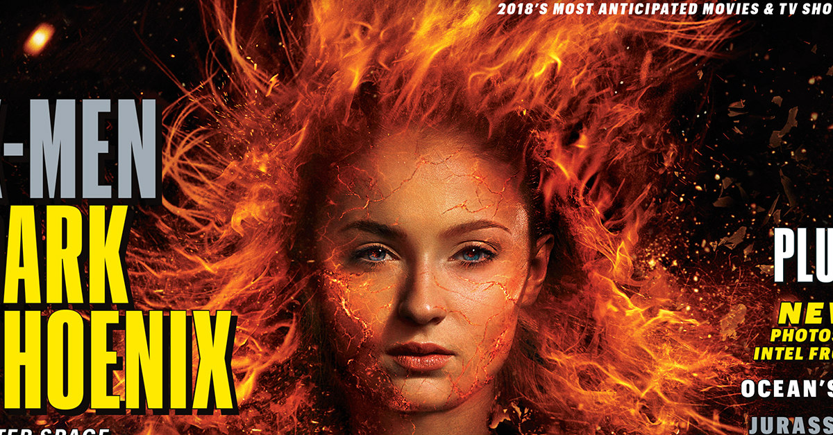 Sophie Turner on Entertainment Weekly's X-Men Dark Phoenix