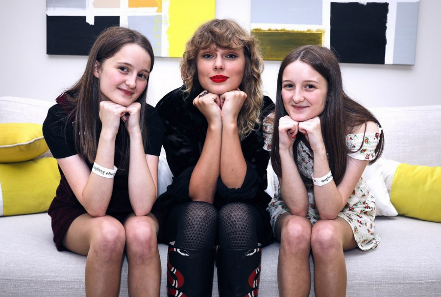 Taylor Swift's secret sessions with fans