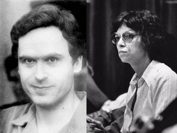 Ted Bundy and Carol Boone