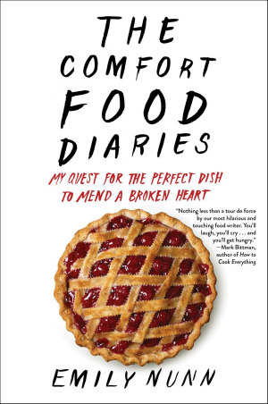 The Comfort Food Diaries book cover