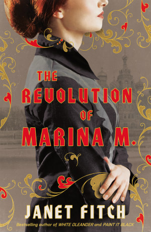 The Revolution of Marina M. book cover