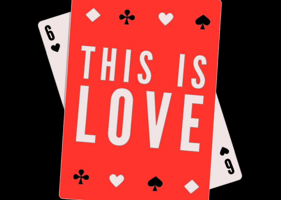 This Is Love podcast logo