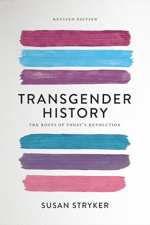 Transgender History by Susan Stryker book cover
