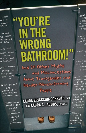 You're in the Wrong Bathroom book cover