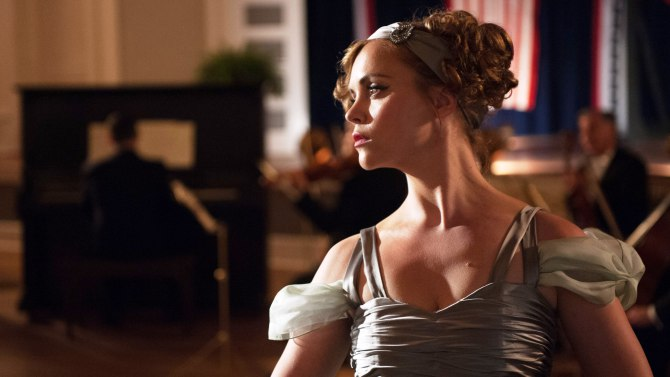 Christina Ricci as Zelda