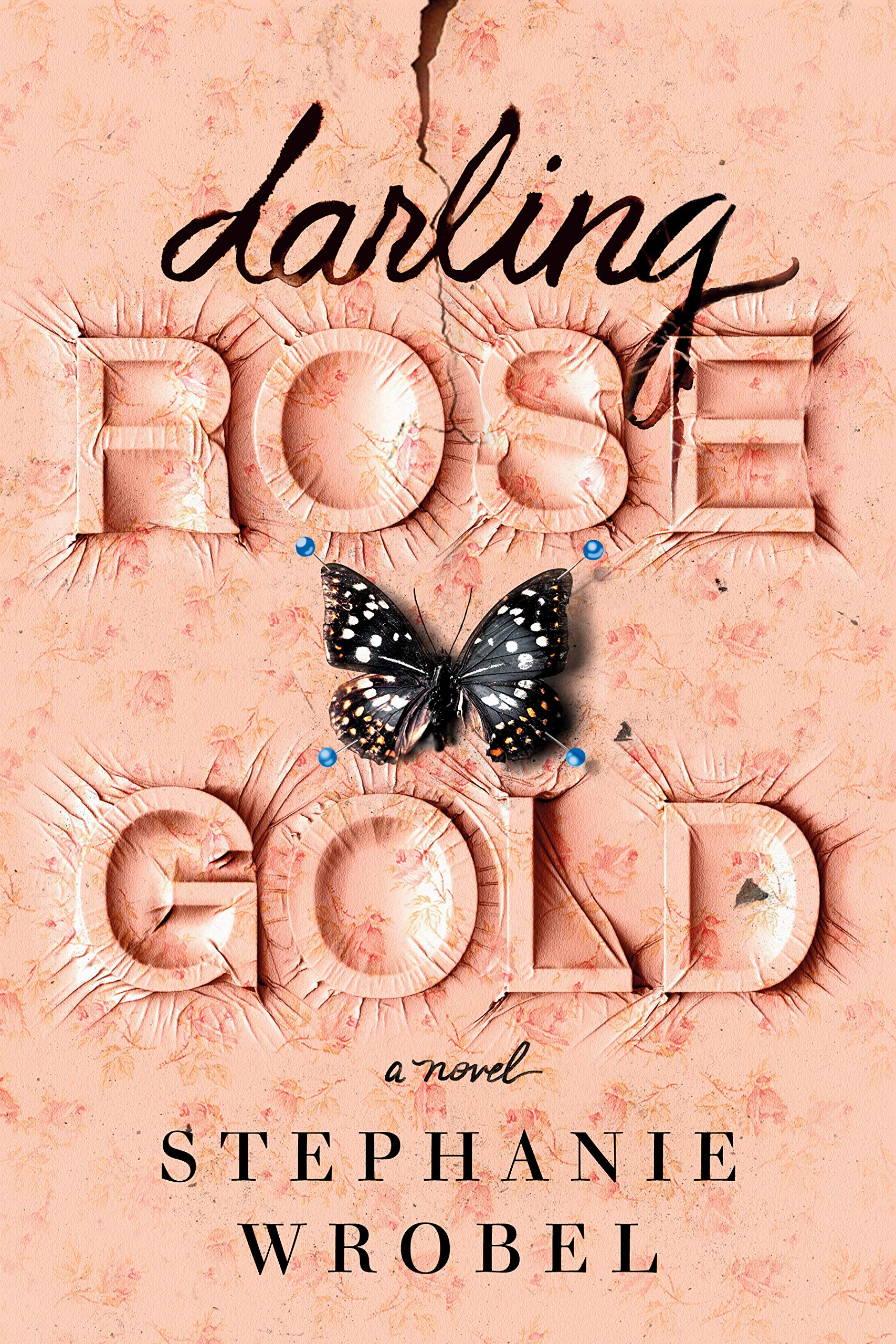 book cover of Darling Rose Gold by Stephanie Wrobel