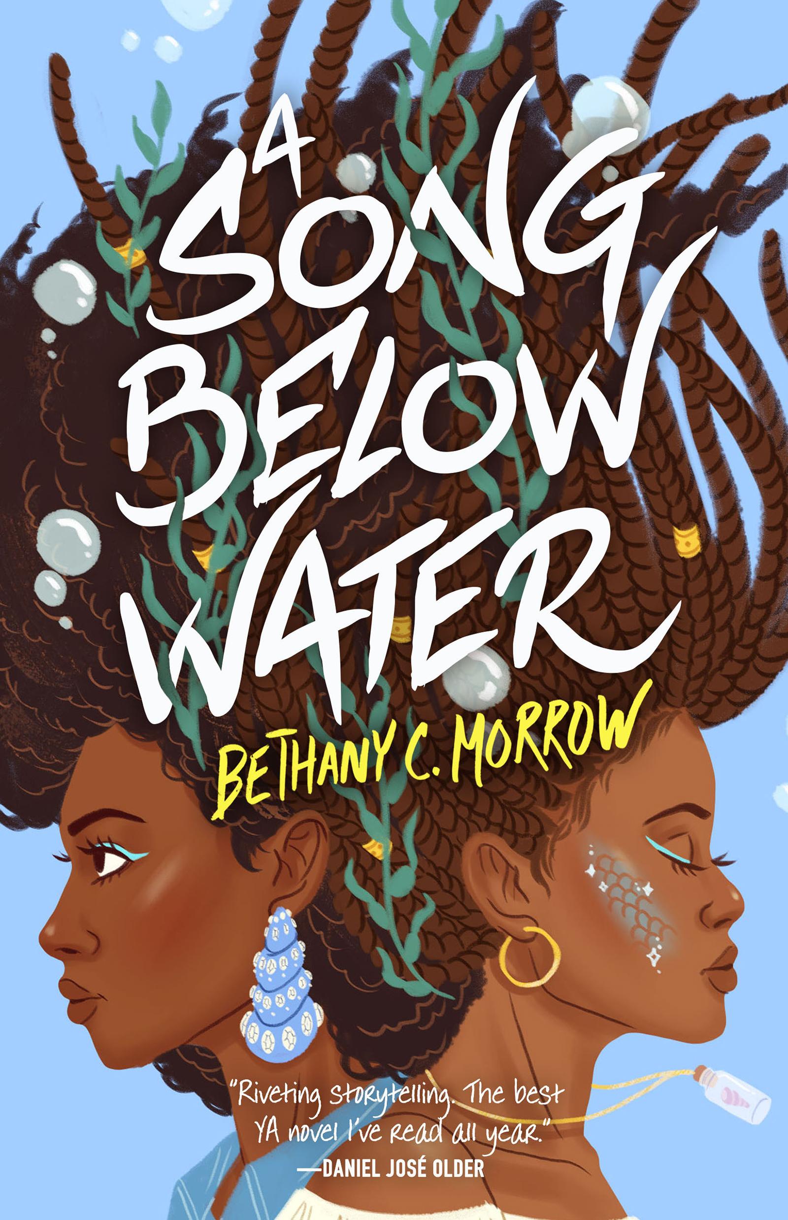 Cover of book Song Below Water