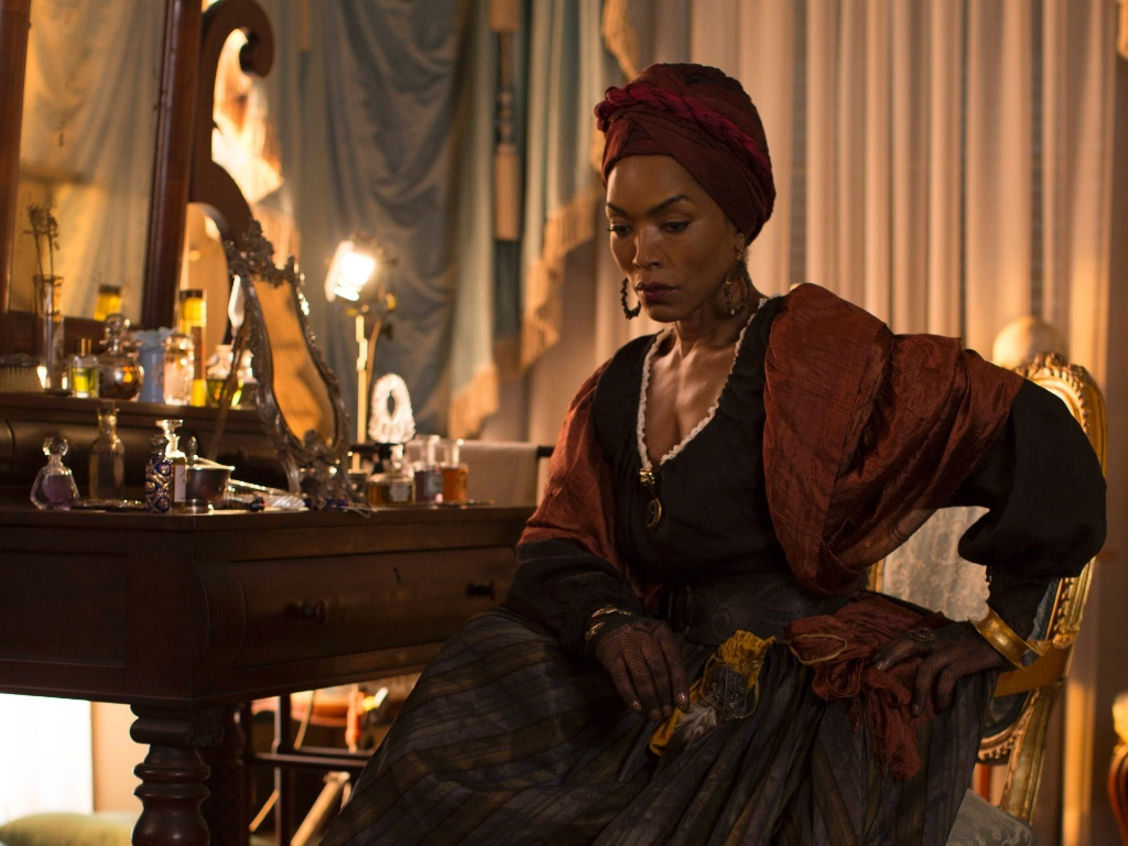 Angela Bassett as Marie Laveau in American Horror Story: Coven