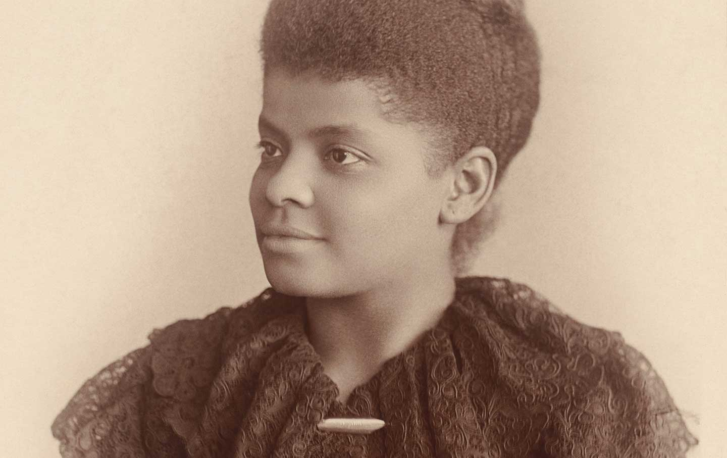 Ida B. Wells in 1893
