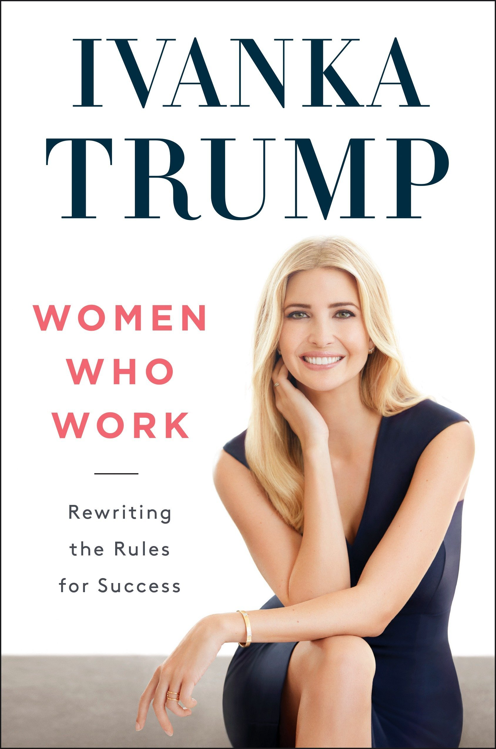 Ivanka Trump Women Who Work