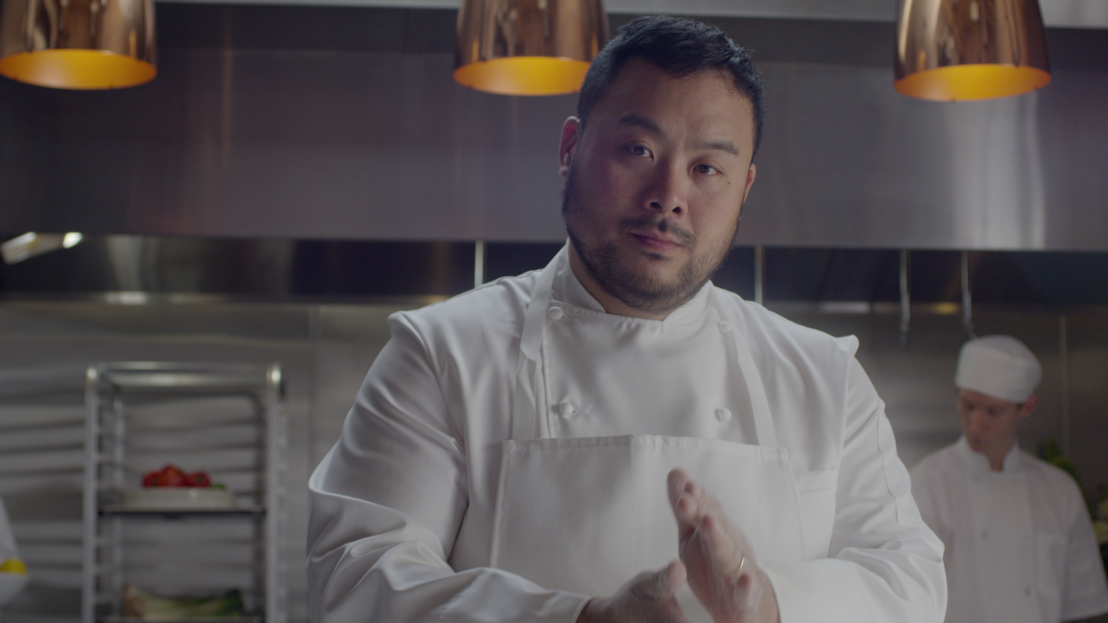 David Chang in Ugly Delicious