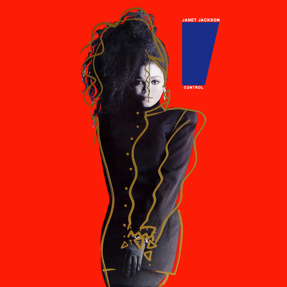 "Janet Jackson ""Control"""