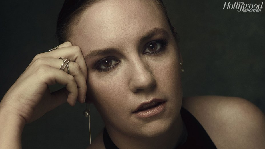 Lena Dunham Hollywood Reporter
